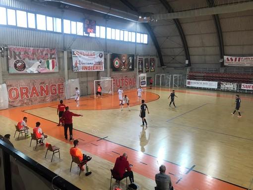 Buona la prima per l'Orange futsal Asti: travolto il Val D'lans