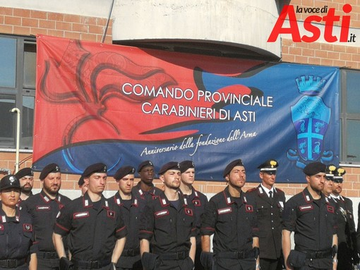 I Carabinieri hanno celebrato il loro 205° anniversario di Fondazione [VIDEO E FOTOGALLERY]