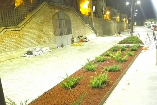 San Damiano: in pieno svolgimento i lavori di restauro del Bastione difensivo del paese