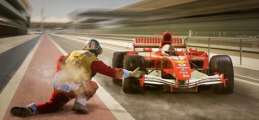 Ferrari: un Mondiale strano