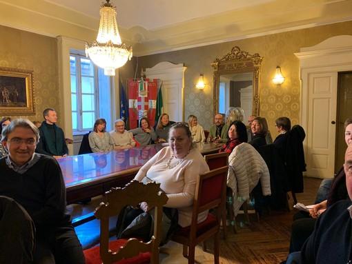 Incontro tra le guide turistiche del territorio e l'amministrazione di Asti