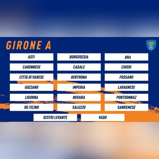 Calcio Serie D, è ufficiale, l'Asti inserita nel Girone A. Il campionato inizia il 19 settembre