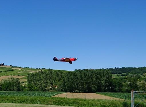 Riaperta a Costigliole l'aviosuperficie di Boglietto. La scuola di volo ha una lunga storia nella didattica aeronautica