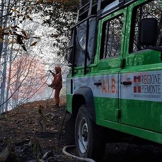 Dopo la pioggia, revocata la massima pericolosità per incendi boschivi in Piemonte