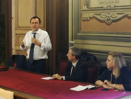Italia Viva si è presentata ad Asti con Ettore Rosato