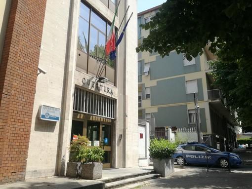 Covid 19: dal 2 novembre cambia la modalità di accesso agli Uffici della Questura di Asti