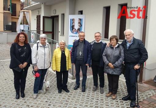 Inaugurata Casa Ozanam, condominio solidale della Società di San Vincenzo De Paoli