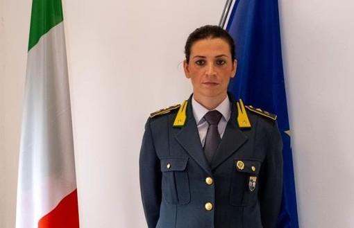 Il Maggiore Lara Baiardi nuovo comandante del Gruppo della Guardia di Finanza di Asti