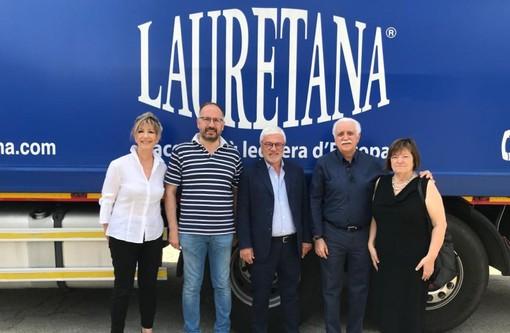 Caterina Calabrese, Maurizio Rasero, Antonio Pola, Giorgio Calabrese, Mariangela Cotto