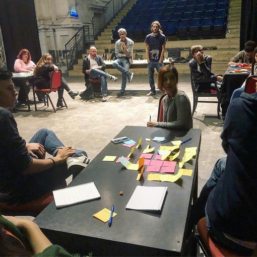 Il laboratorio di Stage Game