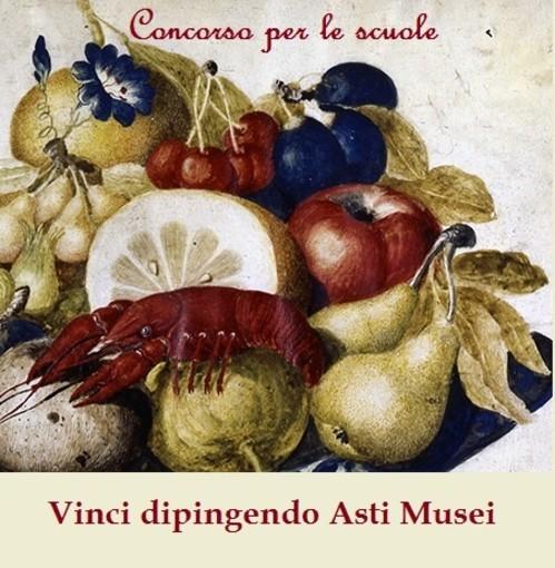 Iniziativa di Palazzo Mazzetti: un concorso per le scuole. Vinci dipingendo AstiMusei