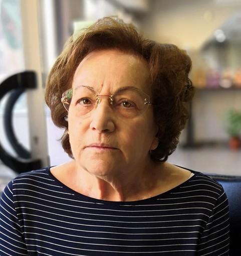 Angela Motta ringrazia l'ospedale di Asti per l'assistenza ricevuta in occasione del ricovero della mamma
