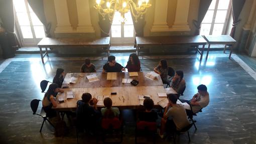Successo per la masterclass teatrale di Eleonora Pippo con i ragazzi del Liceo Artistico di Asti