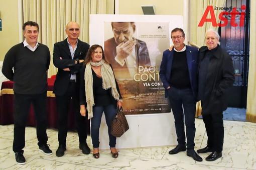 Riccardo Costa, Paolo Manera, Rita Allevato, Giorgio Verdelli e Guido Harari (MerfePhoto)