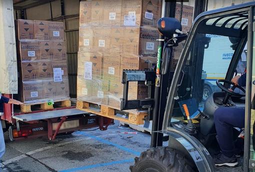 Tigotà dona 20mila litri di candeggina e 10mila di sapone liquido destinati alle agenzie formative piemontesi