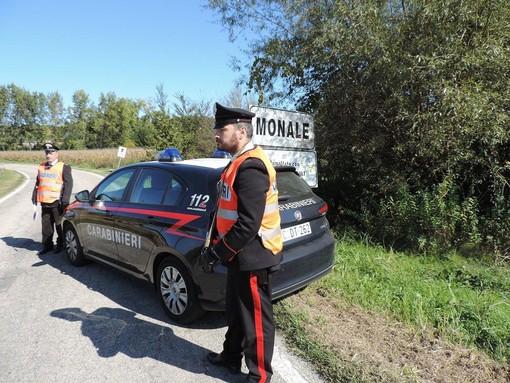 Cittadino albanese di 35 anni spaccia a domicilio. Arrestato dai carabinieri di Baldichieri