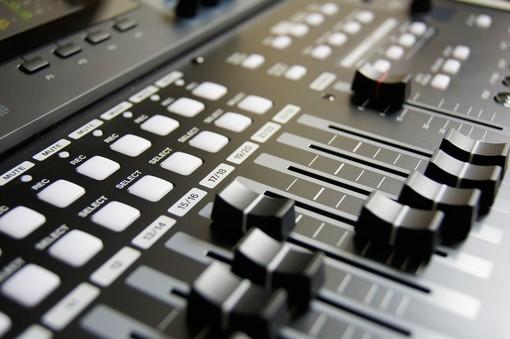 mixer di produzione