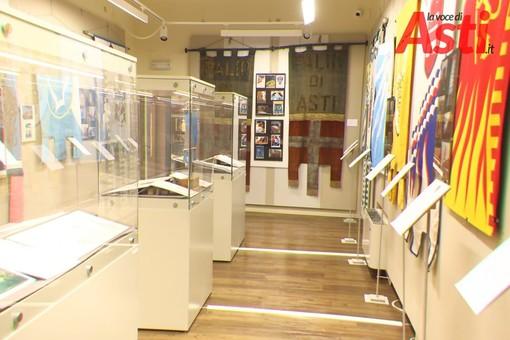 Asti senza Palio, ma il suo Museo sarà aperto anche il sabato e la domenica pomeriggio