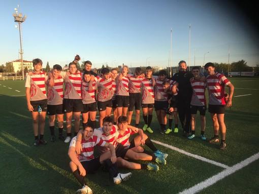 Rugby, successo per il settore giovanile del Monferrato Rugby, espugnata Biella