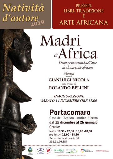 Natività d'autore a Portacomaro. Dal Presepe all'arte africana