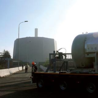 Un deposito nucleare