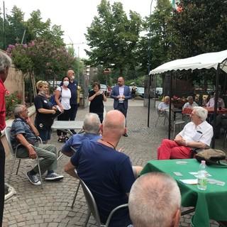 Proseguono gli incontri dell'Amministrazione comunale nei circoli che aprono le porte ai cittadini più anziani