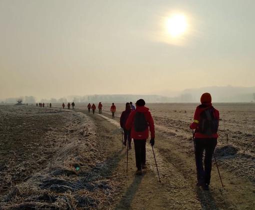 Nordic Walking Asti: le camminate dal 20 al 26 gennaio