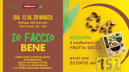 """Dal 12 al 29 marzo alla Bottega Rava e Fava di Asti """"Io faccio bene"""""""