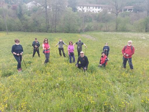 Proseguono le camminate in salute e sicurezza del Nordic Walking Asti