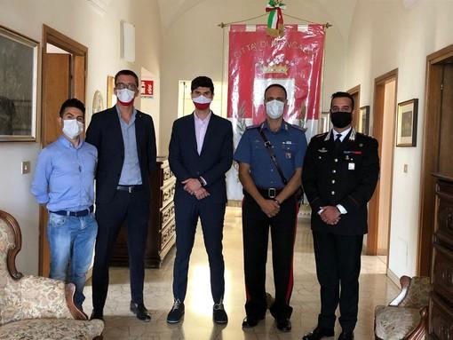 Nuovo comandante per la stazione dei Carabinieri di Moncalvo: è il maresciallo Di Bari