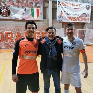 Corroborante vittoria interna per l'Orange Futsal
