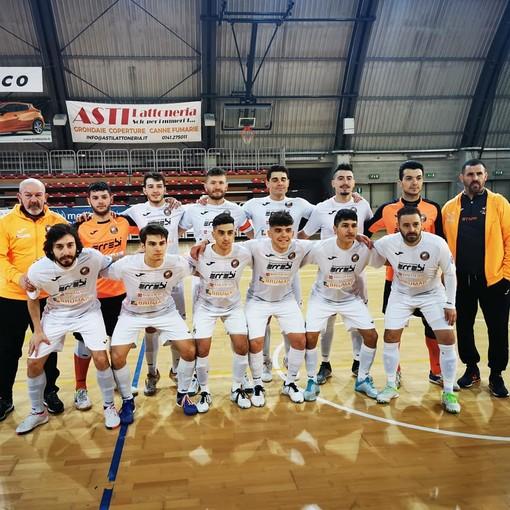 Futsal Asti, per gli Orange a Lecco un pareggio che vale