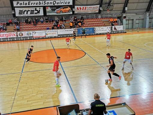 Buona la prima per gli Orange Futsal