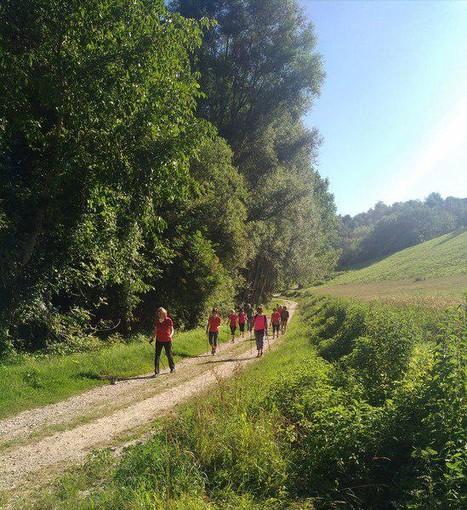 Nordic Walking Asti: le camminate dal 13 al 18 luglio