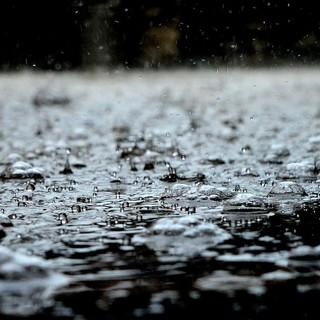 fine settimana all'insegna della pioggia su Asti e provincia