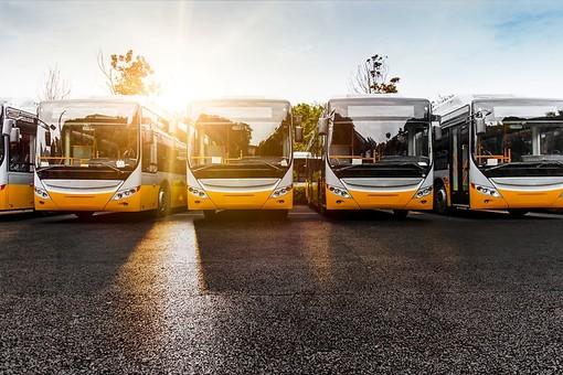 In Piemonte crollo delle immatricolazioni autobus: -30% nel 2020. Ad Asti il calo è del 60%