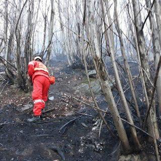 Da domani stato di massima pericolosità incendi su tutto il territorio piemontese