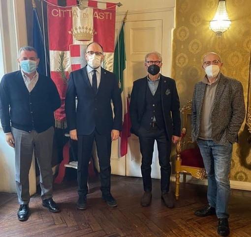 Filippo Pinsoglio è il Maestro del Palio 2021