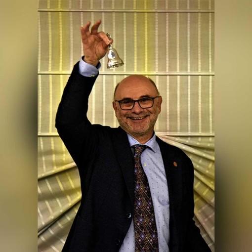 Il dottor Testore ritratto in un'immagine tratta dal sito dell'associazione Astro