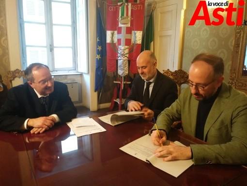Asti: firmato il protocollo per la gestione dei servizi al lavoro