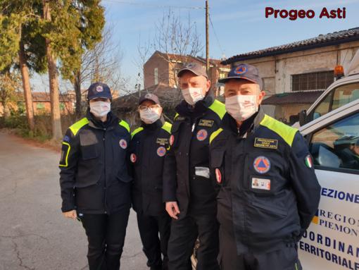 Anche la Progeo di Asti contro la violenza sulle donne, indossa la mascherina del Dono del Volo