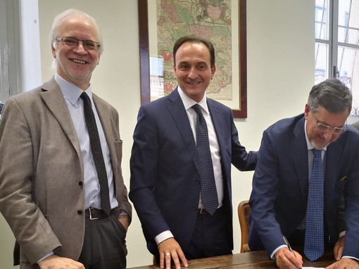 Massimo Mana, Alberto CIrio, Luigi Icardi