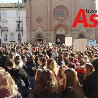 Domani in piazza San Secondo un presidio per dichiarare l'emergenza climatica anche ad Asti