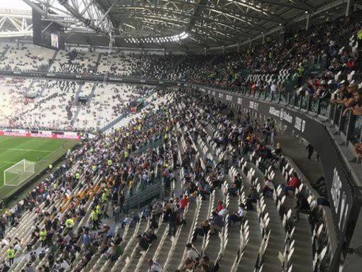Juve-Milan la presenza del pubblico torna in forse: in corso riunione tra Lega e Ministero dello Sport (VIDEO)