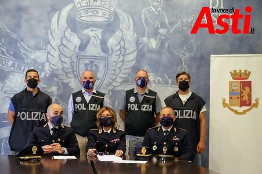 Un immagine della conferenza stampa (Ph. Efrem Zanchettin - MerfePhoto)