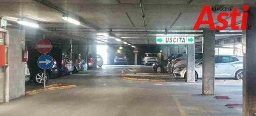 """Fp-Cgil Asti: """"Chiudendo i parcheggi sotterranei dell'Ospedale, dove parcheggerà il personale Asl?"""""""