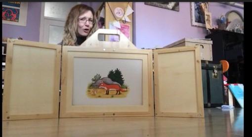Ai tempi del Coronavirus nelle case astigiane arrivano favole e teatrini per i più piccoli (VIDEO)