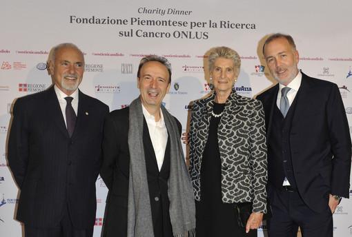 Piemonte Land premia Roberto Benigni