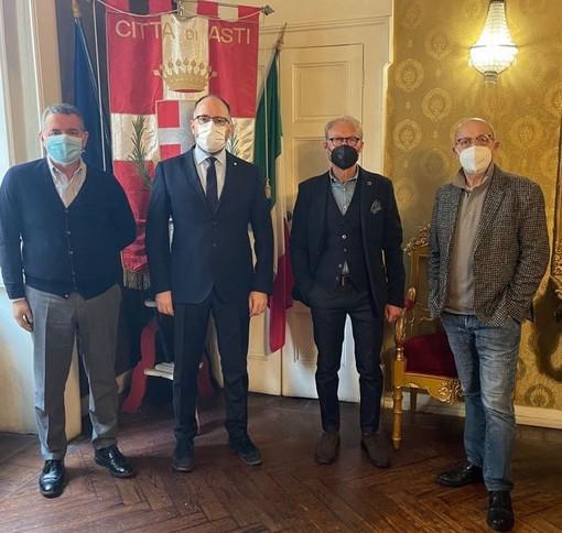 """Filippo Pinsoglio è il Maestro del Palio 2021. L'artista: """"Offrirò alla città qualcosa di speciale"""""""