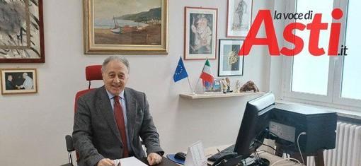 Il dottor Claudio Lucia